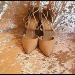 Muave heels